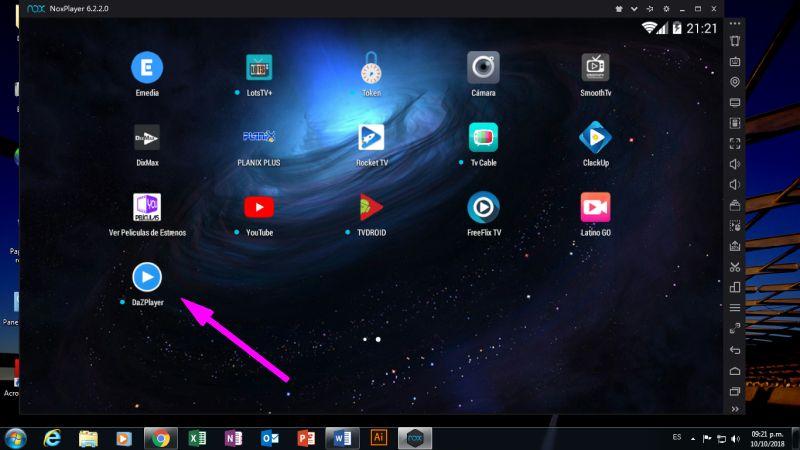 Descargar DaZPlayer para PC