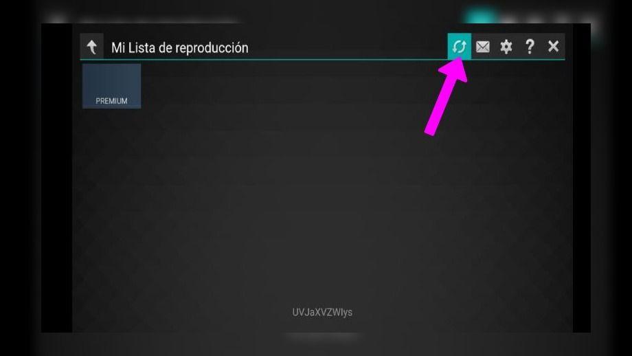 Como actualizar SS IPTV Smart TV