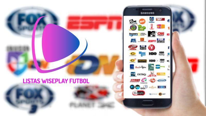 Listas Wiseplay Futbol AGOSTO