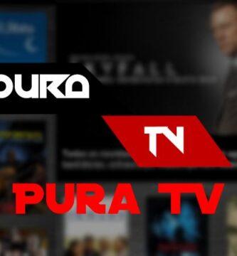 Descargar Pura TV APP para Android