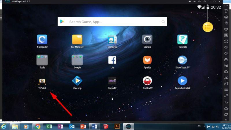 Descargar TVPato 2 apk PC Windows y MAC OS