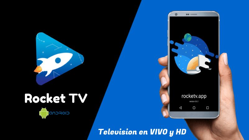 Descargar Rocket tv apk