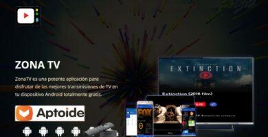 descargar ZonaTV app