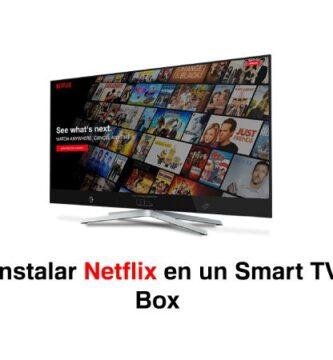 instalar netflix en tv box