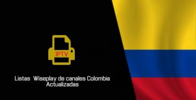 Descargar Listas Wiseplay Colombia