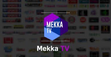 Mekka tv apk gratis