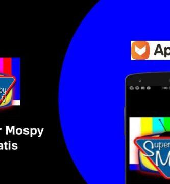 Super Mospy TV 2.2 apk
