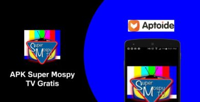 Super Mospy TV 2.2 apk