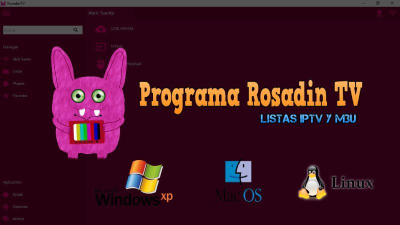 descargar rosadinTV