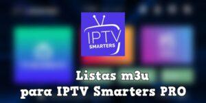 Descargar IPTV SMARTERS PRO APP