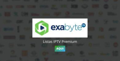 mejores listas exabyte tv gratis