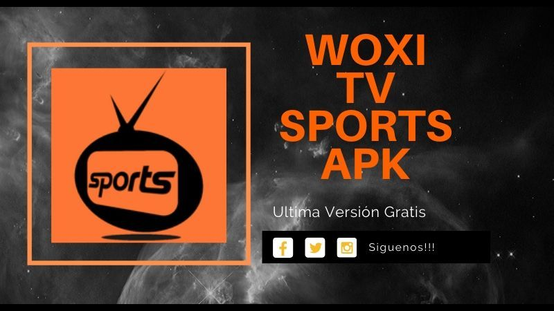 descargar Woxi Sports apk