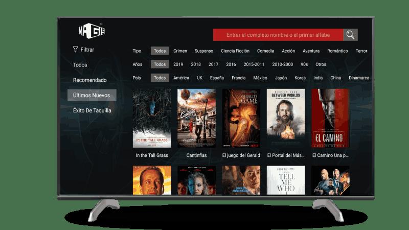 Magis TV APK Comprar Cuentas + Demos | Android y PC