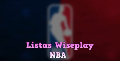 descargar listas Wiseplay NBA
