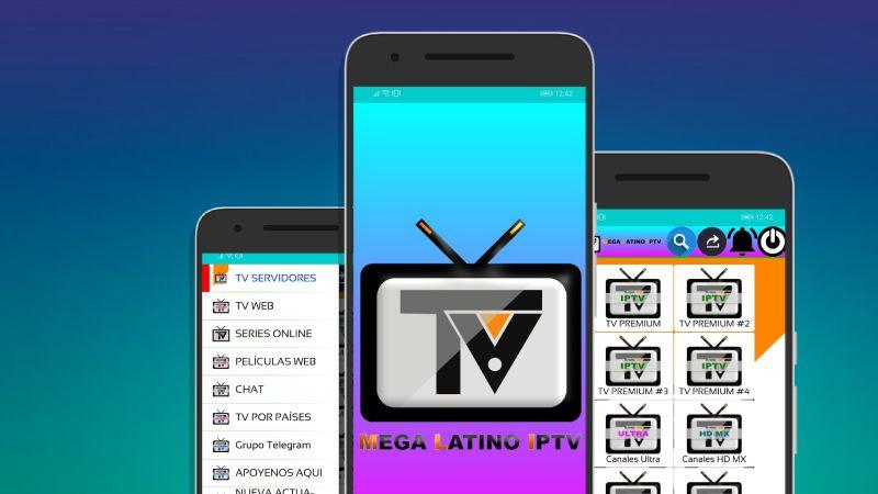Mega Latino IPTV APK DESCARGAR
