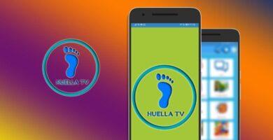 Huella TV Apk descargar