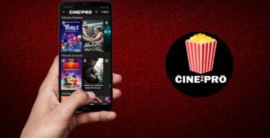 Descargar Cine Pro apk