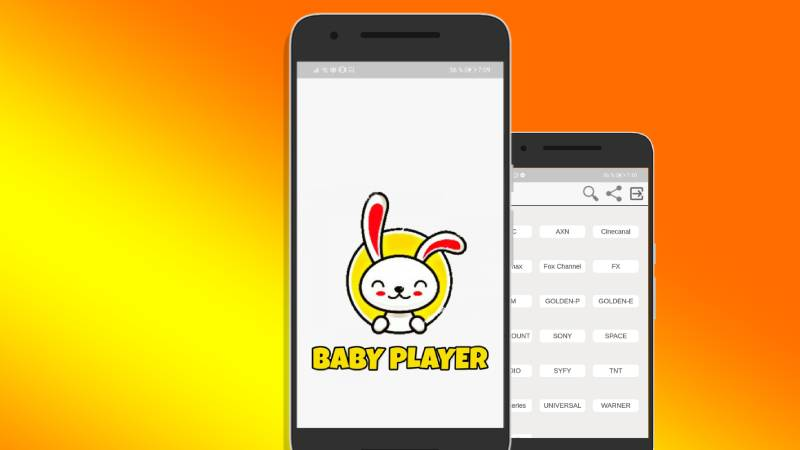 descargar Baby Player apk