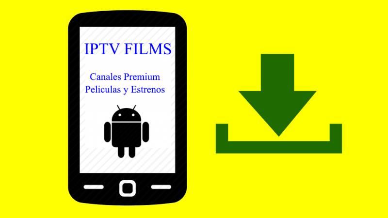 IPTV CHILE FILMS