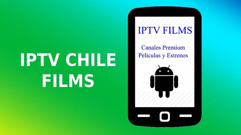 IPTV CHILE FILMS descargar