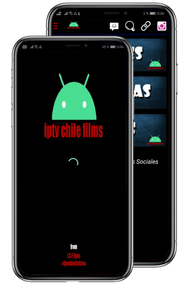 IPTV Chile Films apk descargar