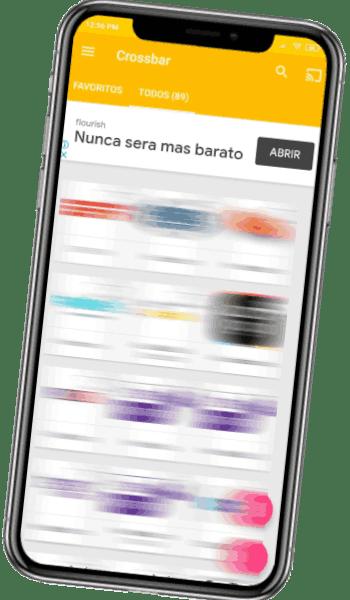 Crossbar app