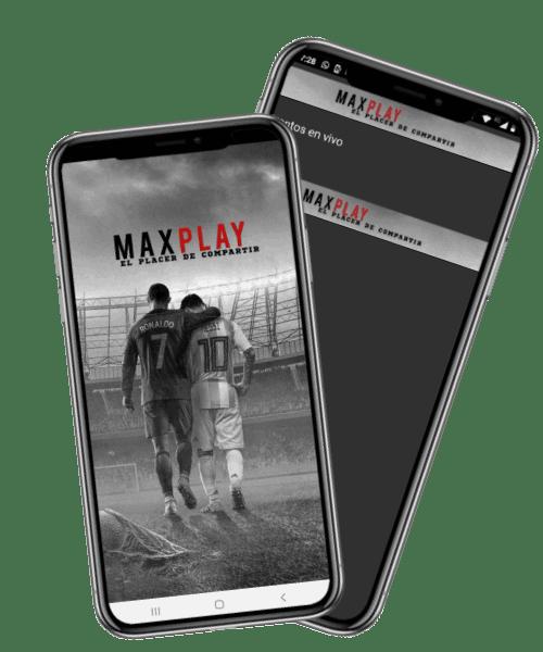 ver deportes con max play apk