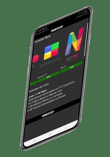 Pronto Vip app como instalar en android