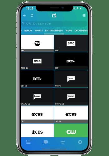 StrymTV playlist m3u