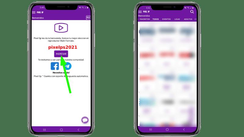 pixel sp app gratis