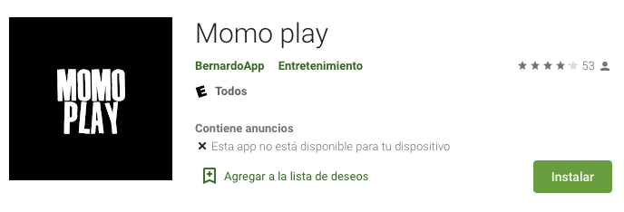 deportes con Momo Play APK